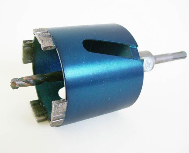 Diamantwerkzeug für LED-Pflasterstein Wisdom in 8cm, rund.