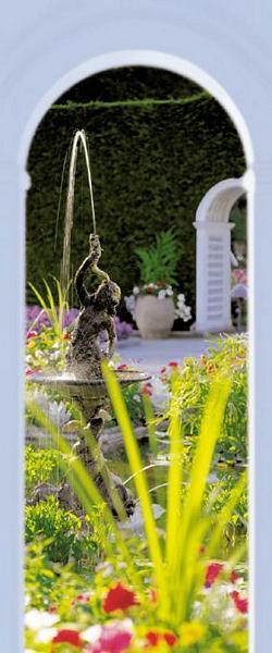 Gartenzauber, Oase zum Wohlfühlen - bei Klick zurück zur Motivübersicht