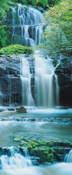 Wasserfall, die Schönheit der Natur - bei Klick zurück zur Motivübersicht