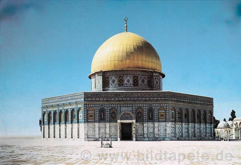 Kubbetus-Sahra, Moschee - bei Klick zurück zur Motivübersicht