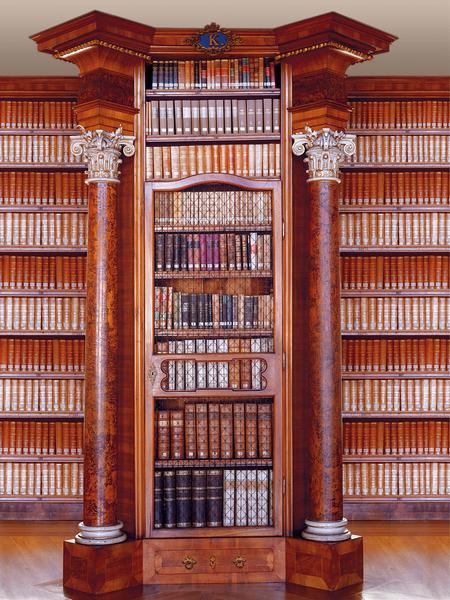 Bücherregal big - bei Klick zurück zur Motivübersicht