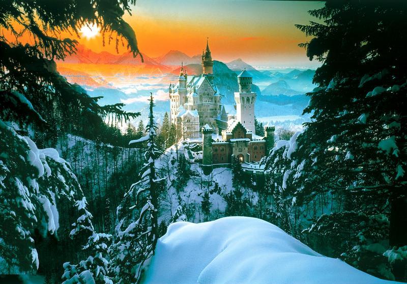 Dvorci koje verovatno nikada nećete posedovati - Page 3 W-Neuschwanstein