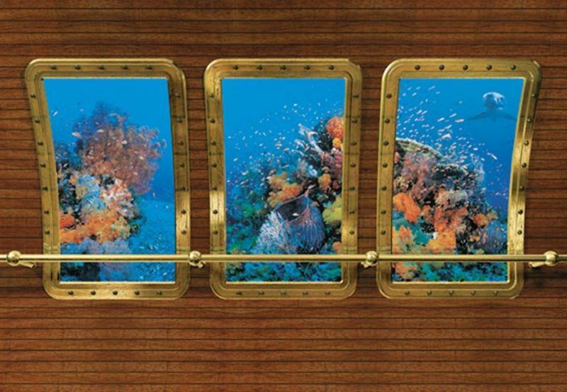 Poseidon - bei Klick zurück zur Motivübersicht