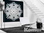 Lichtflocke im Wohn- und Arbeitsbereich - bei Klick vergrößerte Darstellung