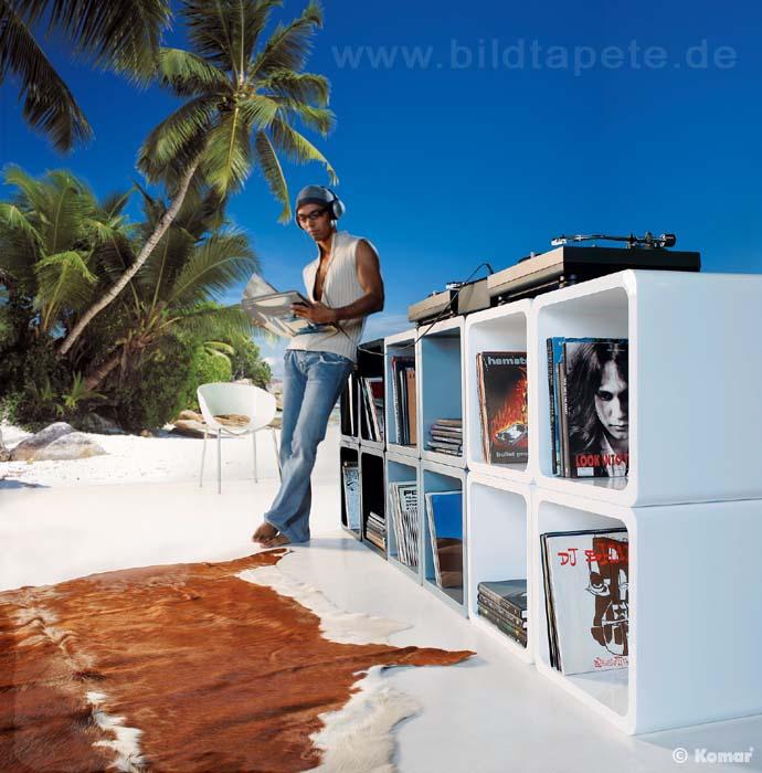 ESCAPE - Anse Soleil auf der Seychelleninsel Mahé - bei Klick zurück zum Motiv ESCAPE