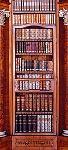 Türtapete Bücherregal small - bei Klick Artikelbeschreibung