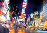 Motivtapete Citynight - Times Square, New York - bei Klick Artikelbeschreibung