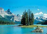 Fototapete Alpensee - bei Klick Artikelbeschreibung