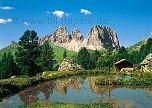Fototapete Dolomiten - bei Klick Artikelbeschreibung