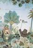 Kindertapete Dschungel - bei Klick Artikelbeschreibung