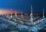 Fototapete und Poster der Moschee von Medina - bei Klick Artikelbeschreibung