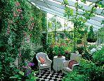 Fototapete Wintergarten - bei Klick Artikelbeschreibung