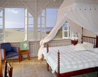 California Beach im Wohnbereich - bei Klick vergrößerte Darstellung