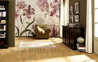 MERIAN - Blüten und Schmetterlinge Surinams im Wohnbereich - bei Klick vergrößerte Darstellung