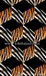 Grafiktapete OPART - grafische Muster im 60er Jahre Stil mit Tiger- und Zebrafell - bei Klick Artikelbeschreibung