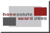 Homesolute Award, erster Platz für Wisdom LED-Pflastersteine