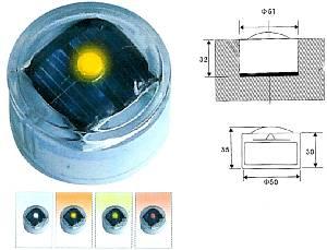 LED BUG, Solarlicht, 5 cm, 10 Stunden Leuchtdauuer