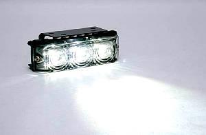 WIDGET, 3 weisse Luxeon LEDs